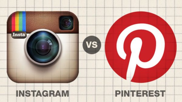 Конкуренция Pinterest